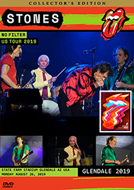 Rolling Stones - Glendale 2019