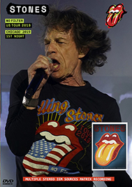 Rolling Stones - Chicago I 2019 STEREO