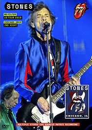 Rolling Stones - Chicago II 2019 STEREO
